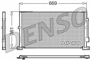 DENSO AIR CON CONDENSER FOR A FORD MONDEO HATCHBACK 2.0 107KW
