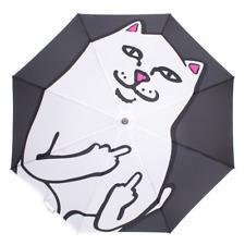 Ripndip Lord Nermal Umbrella Black