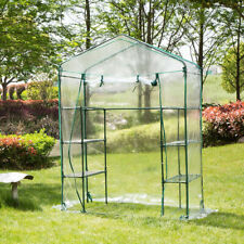 PVC Corrosion-resistant Plants Warmhouse Garden Tier Waterproof Greenhouse Cover