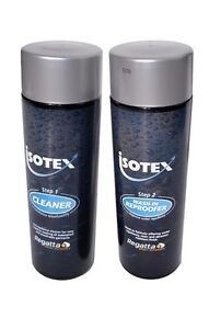 Regatta Isotex Wash-In CLEANER + REPROOFER 300ml Waterproof Clothing Care