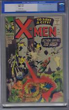 X-Men # 23 Marvel 1966 CGC 9.2 (NEAR MINT -) Old Label