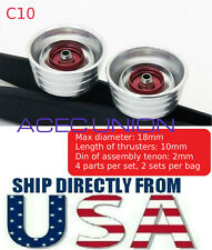 U.S.SELLER - Metal Detail-Up RED Luxury Thruster Set C10 For 1/100 MG Gundam