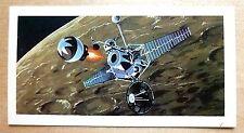 Brooke Bond RACE INTO SPACE card 13. Ranger 3 lunar probe.