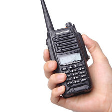 BAOFENG UV-5R WP Waterproof Mobile Radio Walkie Talkie Dual Band Interphone L9T6