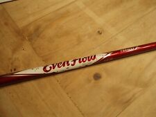 Project X Evenflow Red 5.5 50 gram Graphite shaft pull