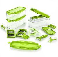 la menta verde incluyendo Nicer Twist Genius Nicer Dicer Fusion smart 23 partes