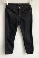 Joe's Jeans Women's Size 25  Skinny Ankle Jeans Dark Wash Lightweight