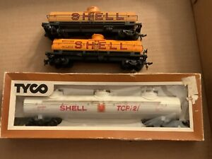 HO Scale Lot Sale By Road - Shell Oil Cars