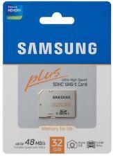 Samsung Memory Card 32GB SDHC UHS-1 + 48MB/s ULTRA HIGH SPEED PLUS