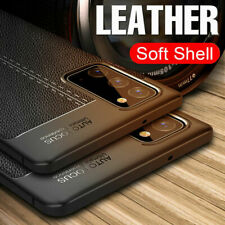For Samsung Galaxy Note 20 Ultra Luxury Shockproof Silicone Leather Case Cover