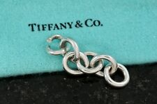 """Tiffany & Co Sterling Silver 1.5"""" Long Extra Chain Link for Repair or Extension"""