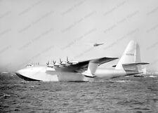 8x10 Print Howard Hughes Spruce Goose Flight Test Long Beach 1949 #SPRU45