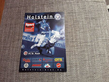 Programm Holstein Kiel - FC St.Pauli 05/06