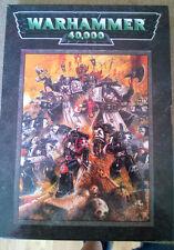 Warhammer 40.000 Regolamento Vintage