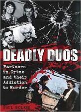 Deadly Duos - Paul Roland - Large Paperback 20% Bulk Book Discount