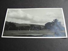 Beautiful Country Landscape-Original Black-White Hand Tinted Vintage Photo. RARE