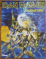 ⭐⭐⭐⭐ Iron Maiden ⭐⭐⭐⭐ Wacken 2019 ⭐⭐⭐⭐ 1 Poster / Plakat ⭐⭐⭐⭐ 44,5 x 58 cm ⭐⭐⭐⭐