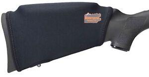 Beartooth Comb Raising Kit 2.0 Black No Loops Shotgun Neoprene 5 insert CRKNL100