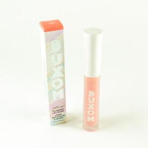 Buxom Full-On Plumping Lip Cream FUZZY NAVEL - Full Size 4.2mL / 0.15 Oz.