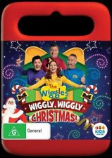The Wiggles: Wiggly, Wiggly, Christmas DVD NEW (Region 4 Australia)