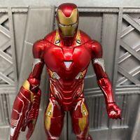 "Marvel Legends Diamond Select Disney Exclusive Iron Man MK 50 7"" Action Figure 2"