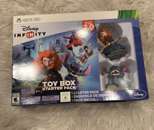 Disney INFINITY: Toy Box Starter Pack - Edition 2.0 - Interactive Studious