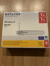 Netgear Connect With Innovation - Wireless-G Router WGR614