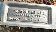Do-It Mold Roundhead Jig #587, Assorted Sizes, Model: Jr-7-A