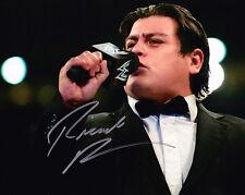 Ricardo Rodriguez Autographed 8x10 Photo SIGNED WWE WCW Del Rio TNA 1