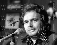 Merle Haggard signed photo 8X10 poster picture autograph RP