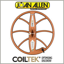 "Coiltek 15"" FBS TreasureSeeker Coil Complete With Coil Cover"