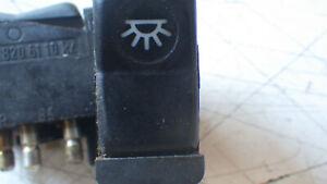 Schalter Licht Innenraum, Innenbeleuchtung, Mercedes W126 + W123 Nr.0008205910