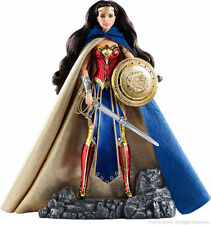 Wonder Woman Amazon Princess Barbie Doll - Gold Label - NRFB