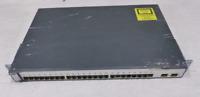 CISCO WS-C3750-24FS-S 24-PORT 100BASE-FX FIBER SWITCH