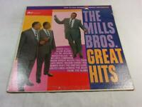 The Mills Brothers Great Hits - Dot Records DLP-25157  Mono