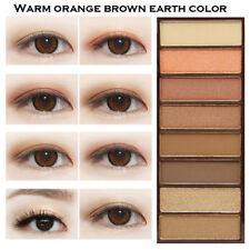 8 Colors Cosmetic Matte Eyeshadow Cream Eye Shadow Makeup Palette Glitter Set