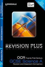 OCR 21st Century Science A: Revision and Classroom Companion (Lonsdale GCSE Revi