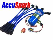 MG Midget 1500 Bargain Electronic Ignition pack - Blue leads coil & red rotor