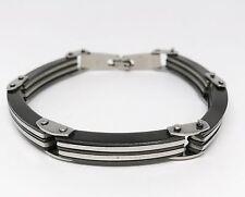 Chain Design, Stainless Steel Man's Bracelet