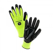 5 pairs John Deere Hi-Vis Touchscreen Gloves 5 Pack Free Shipping! JD00034/L5P