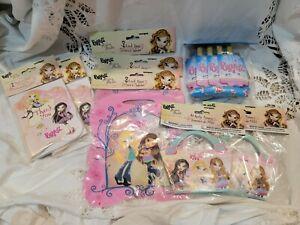 BRATZ Fashion Party Supplies Lot Purses Paper Favors Girls Birthday Supplies