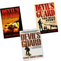 Eric Meyer (Devil's Guard,Vietnam)  3 Books Collection Set  Paper Back Brand New