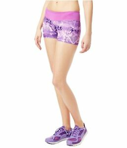 Aeropostale Womens Tie-Dye Running Athletic Workout Shorts