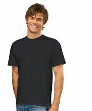 NEW 2 pack of BEEFY Plain Blank T-Shirts Men Prime-T Fashion Fit Size XL