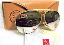 Vintage *NOS Ray-Ban B&L USA 1960s Aviator Bullet Shooter G-31 *DGM Sunglasses