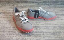 Adidas adicross II New Womens Golf Shoes size 9.5 Pink & Gray