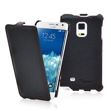 MANNA UltraSlim Samsung Galaxy Note 4 Edge Flip Case Protective Cover Wallet | F
