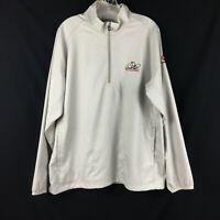 Arnold Palmer Invitational Weather Systems Jacket Golf Windbreaker Ashworth Sz L