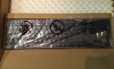 BOXED DELL DESKTOP SERVER USB AZERTY FRENCH QUIETKEY KEYBOARD KB216 0R5KCK KGM7C