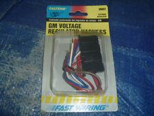 New Unknown Calterm 08607 Voltage External Regulator Connector Harness